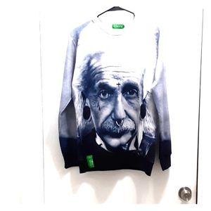 Einstein sweater